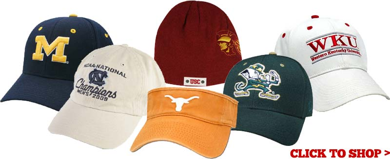 College Wear: College Hats