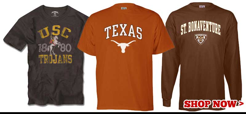 College Wear: College T-Shirts
